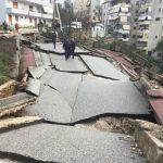 Tjetër alarm në Gjirokastër, rrezikohet edhe një pallat. Banorët apelojnë për ndihmë