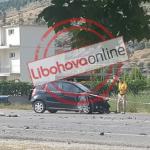 Aksidenti në Dervician, mes 6 të plagosurve edhe këngëtari Taqi Kola